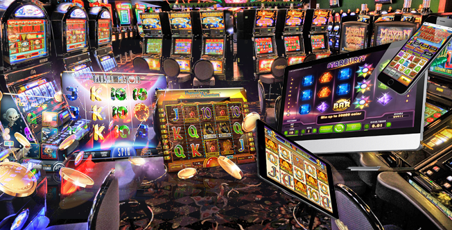 New No Payline Online Video Slots Game